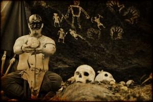 Cultures-Tribes Evil Shaman