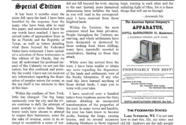 The Oracle – February 17, 1875